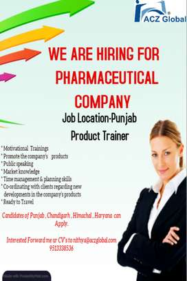 Process and Product Trainer