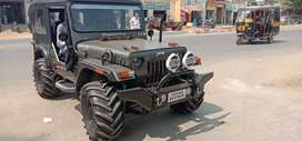 Gora Jeep modify