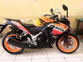 Honda CBR 250 simpanan 99'%