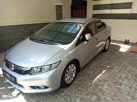 Honda Civic 2013 jual rugi