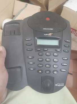 Duel line conferance phone by polycom (used)