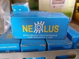 neolus transformer halogen lamp 12v 50w