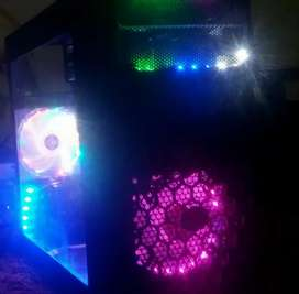 GAMING PC CASE RGB - COOLER MASTER