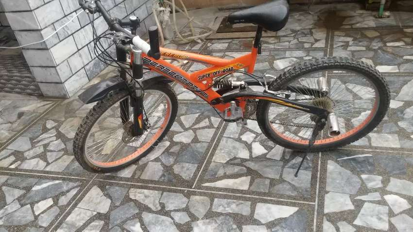 Sport bicycle 0