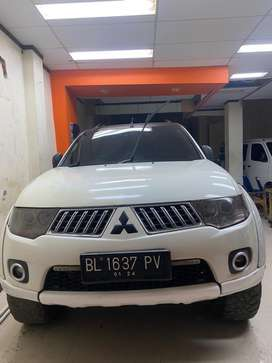 Pajero sport exceed bl 2009