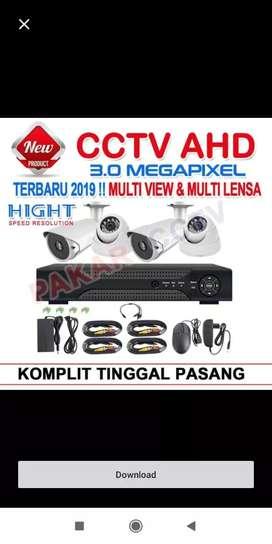 KAMERA CCTV AHD MURAH