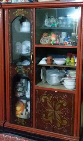 Iron made 2 pieces divider for sell