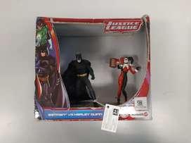 Original Schleich Batman vs Harley Quinn