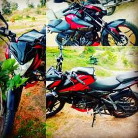 Ns 160 with ABS  New bike good condition neet maintenance