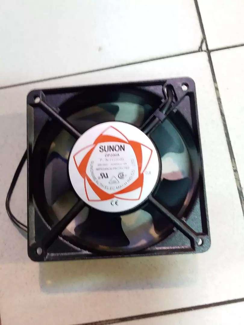 """Sunon cooling fan 4"""" 0"""