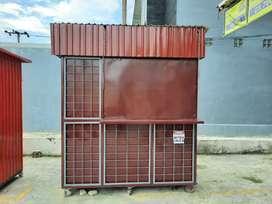 Jual booth/rombong ukuran 2 x 1,5 meter