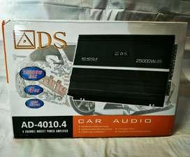 Power Audio Mobil ADS 25000Watt. 4Ch