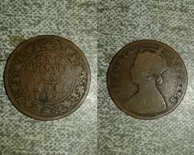 200 year old coins