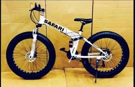 BM 21 SHIMANO GEAR FAT TYRE FOLDABLE BICYCLE