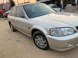 Honda City 2002 excellent condition