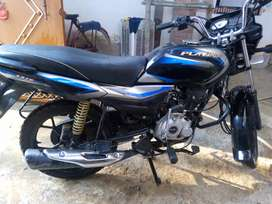 110cc power break 80km/l का माइलेज