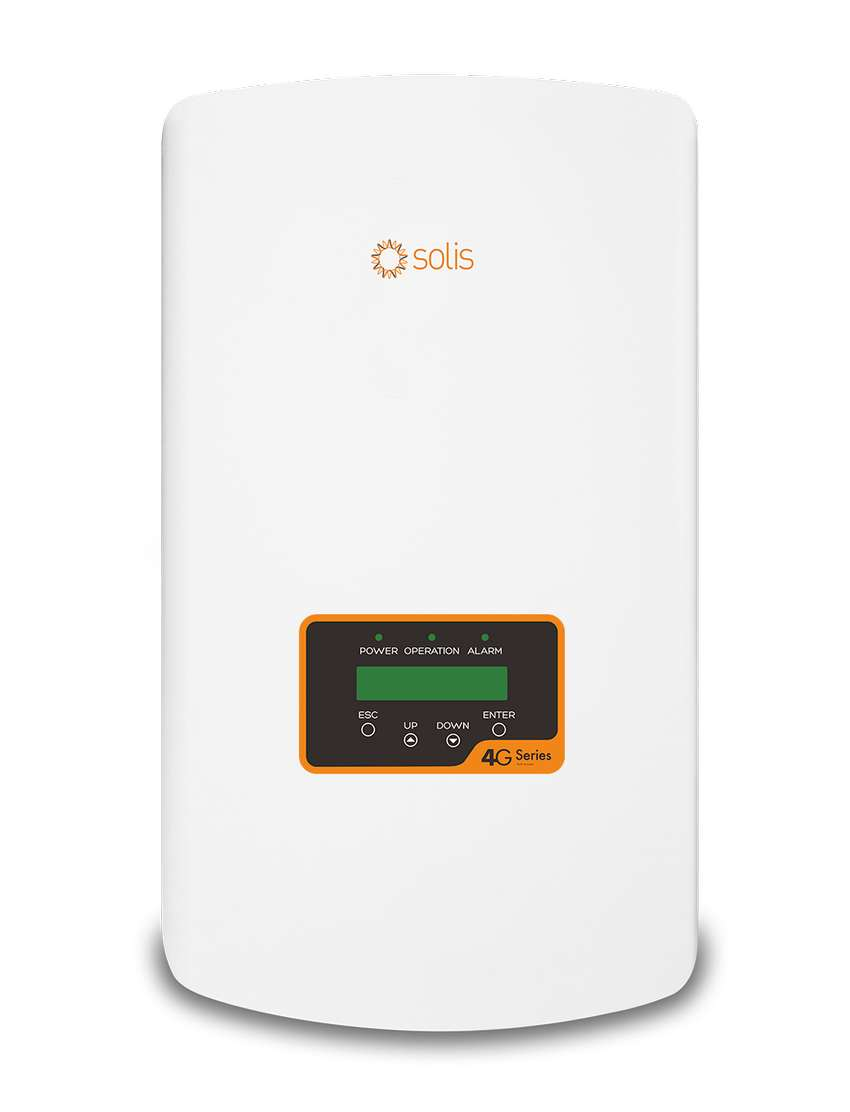 SOLIS On Grid/Grid Tied Solar Inverter 10KW with wifi 0
