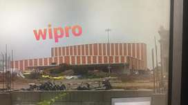 IT HARDWARE COMPANY ,WIPRO TO JUST 500 MTRS .PER SYD 8500/-