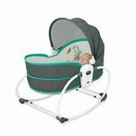Mastela 5 in 1 Baby Rocker and Bassinet