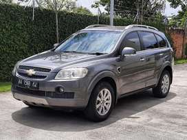 CHEVROLET CAPTIVA 2.0 L 4X2 AT AWD TURBO DIESEL TH 2011 GREY METALLIC