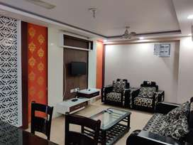 3 bhk furnished flat for working boys and girls and family