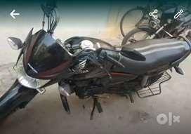 Honda CB Shine (2013) - 47000 km
