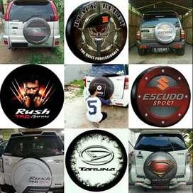 Cover/Sarung Ban serep Panther/CRV/Rush/Terios/Ikhlas#Pilih segera Yak