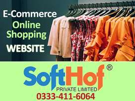 Ecommerce Website for Online Shopping Store in Pakistan