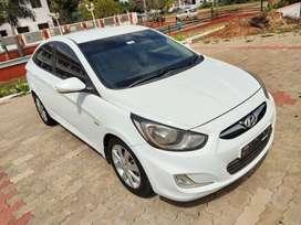 Hyundai Verna 2011-2014 1.6 SX, 2012, Diesel