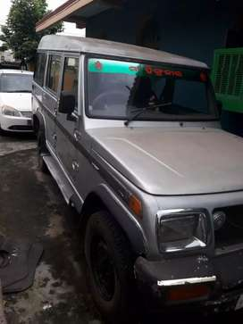 Mahindra Bolero Power Plus 2007 Diesel Good Condition