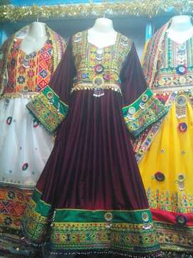 TRADEES...Afghani traditional clothes and accessories.