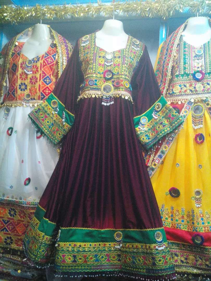 TRADEES...Afghani traditional clothes and accessories. 0