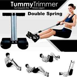 Tummy Trimmer Exercise Machine Double Spring for Men and Women