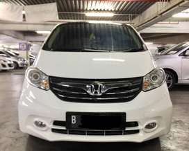 Honda Freed PSD AC Double Blower Thn 2013 Putih Km Rendah