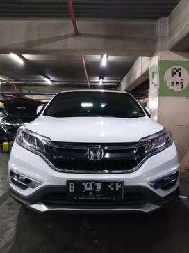 Honda CRV 2.0 2016 automatic putih