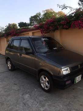 Mehran 2012 VXR Total Genuine
