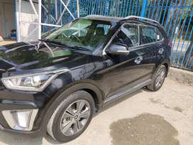 Hyundai Creta 2016 Diesel Well Maintained