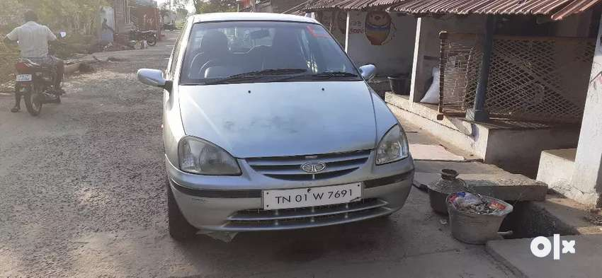 Tata Indica top model. LXI petrol RS. 55000 0