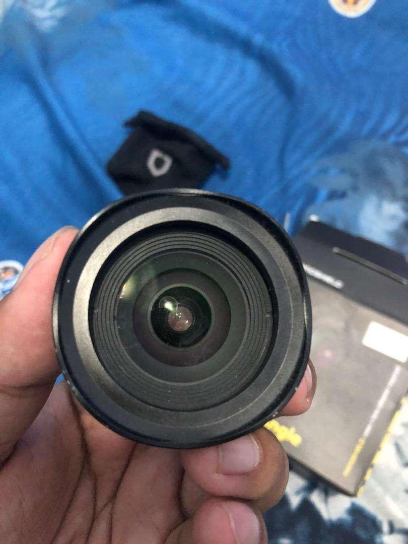 lensa rhinoshield 0.6x ultrawide untuk iphone 6,7,8,x