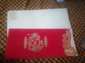 Marrige card 2000 pc