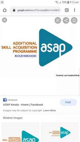 Hiring Trainers for ASAP electronic sector