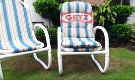 UPVC Chairs Available