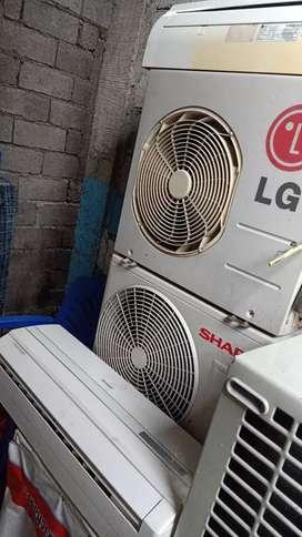 Jual AC LG 1/2 pk