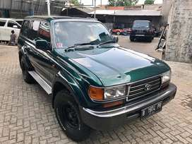 Toyota Land Cruiser VXR80 1997 Rare item