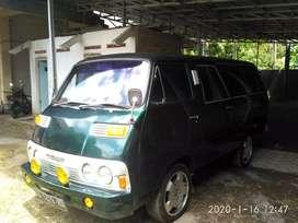 Mitsubishi Colt Adi Putro Minibus Tyson Klangenan