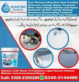 Roof Waterproofing Roof Heat Proofing Water Tank Basement Leakage