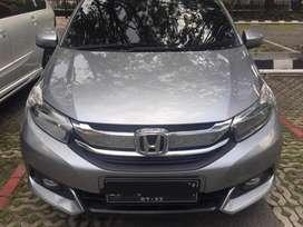 Dijual Honda Mobilio type E tahun 2017