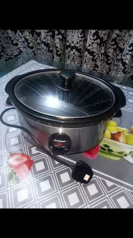 Silver crest  Slow cooker steamer