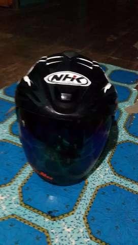 Di jual cpt helm NHK ori predator