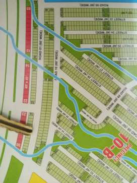Precinct 10 Starting Plot For Sale, Bahria Town Karachi